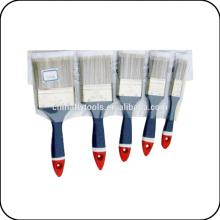 Set de pinceles huecos de filamento sintético 5pcs