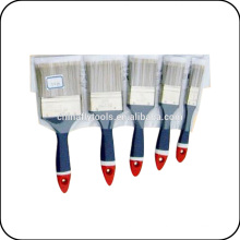 5pcs synthetic filament hollow paint brush set