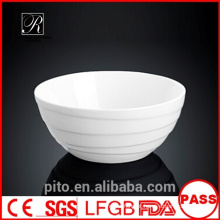 P & T tigelas de cereais fábrica de porcelana, tigelas de salada, uso pequeno-almoço