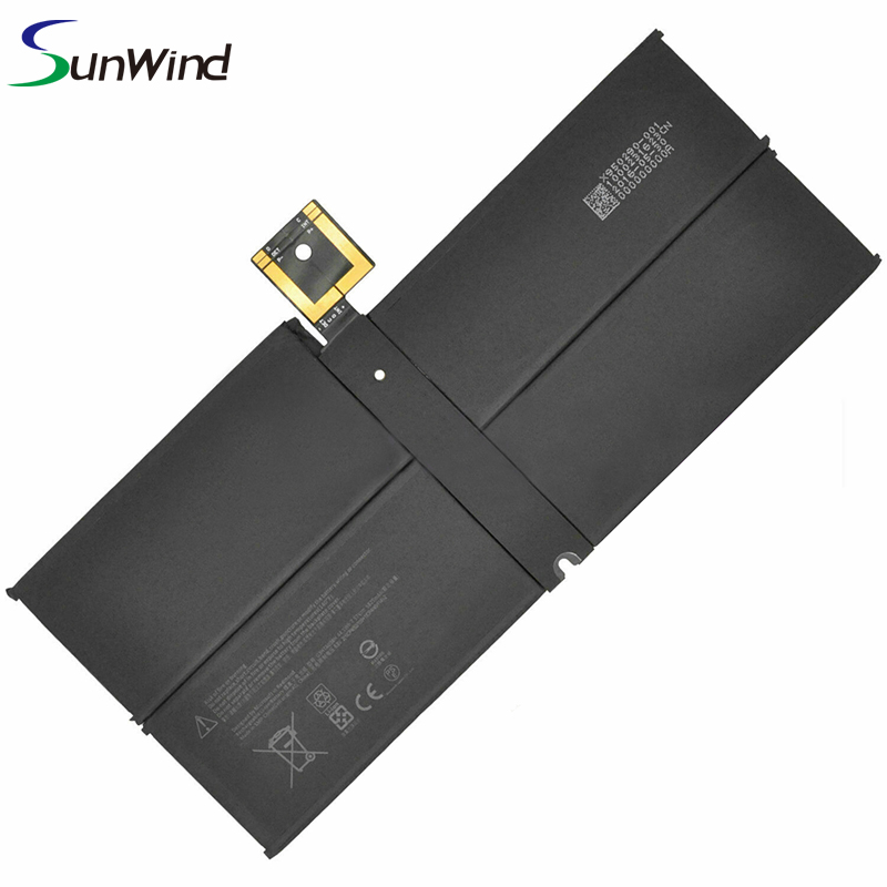 surface Pro 5 battery