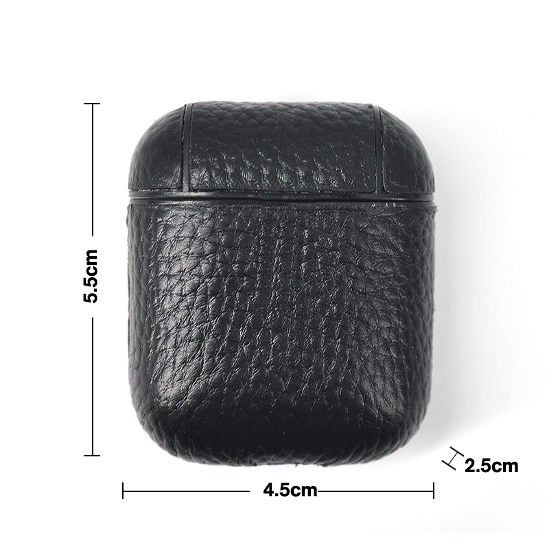2020 New Trendy Protective Leather Case for Airpods