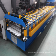 Construction Used Metal Roof Panel Roll Forming Machine