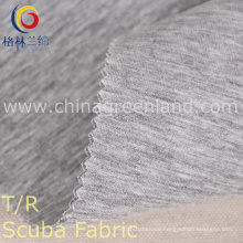 Polyester Rayon Dyeing Scuba Fabric for Textile Garment (GLLML210)