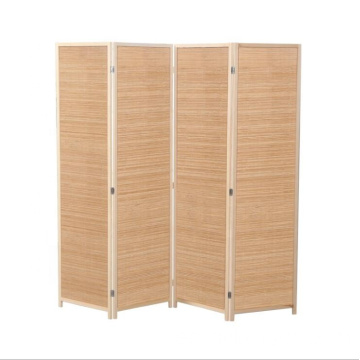 Eco-friendly Bamboo Wood room partition divider
