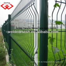 Porzellan Herstellung Zaun Trellis / geschweißte Maschendraht Trellis Panel Zäune / Zaun Netz Wire Garden Trellis (ISO9001)