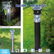 Luz de calle solar de la turbina de viento de 8m poste 100W LED (BDTYN8100-w)