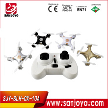 Headless Mode Quad Copter CX-10A Children Electric Toy Rc Micro Drone