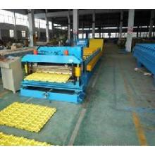 Máquina formadora de rolos de aço galvanizado de menor preço
