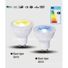 Cor do LED Lâmpada GU10-cor