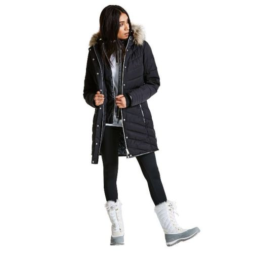 Die ultimativen Winterparka-Frauen
