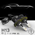 2018 luces vendedoras calientes del coche que encienden la linterna estupenda mini B6 led h13