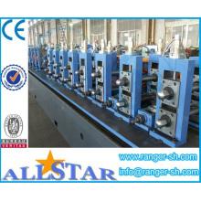 Машины для производства стальных труб в круглых, квадратных и прямоугольных