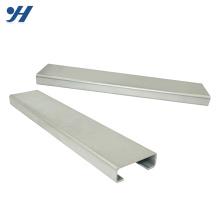 Wholesale Galvanized electrical strut channel,slotted unistrut channel