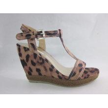 New Design Ladies Chunk Sandals (HCY03-057)