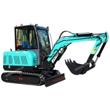 The Mini Bagger 0.8T Portable Small Excavator Price for Sale