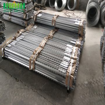 Digunakan Hot Dipped Galvanized T Post For Farm