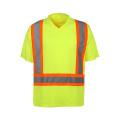 T-shirt de sécurité haute qualité refaçante avec classe 2