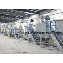 Pet Bottle Recycling Machinery 500-6000kg/H