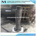 degassing graphite rotor and shaft newly-manufactured as request