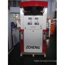 Zcheng Red Color Benett Treibstoffspender Doppelpumpe