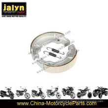 130X28mm Motorcycle Brake Shoes for Ybr125