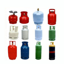 lpg gas cylinder prices empty low pressure bottled customized design