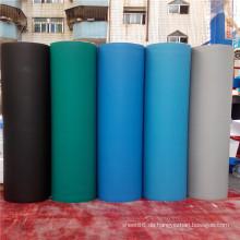 Fabrik Preis ESD Gummiplatte Antistatische Gummitabelle oder Bank Matte