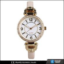 Quartz senhora relógio mulheres, mini pulseira