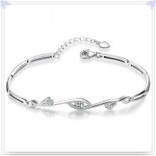Joyería de cristal joyería de moda 925 pulsera de plata esterlina (SL0079)