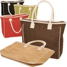 Cotton Canvas Handbag with Customized Logo