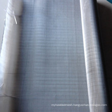 Corrosion resistance 60 mesh 0.15mm inconel 601 woven wire cloth for thermowells