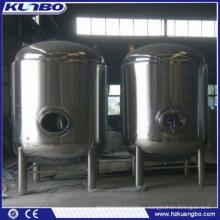 KUNBO 1000L 2000L Stainless Steel Selling Beer Pressure Storage Tank Barrel