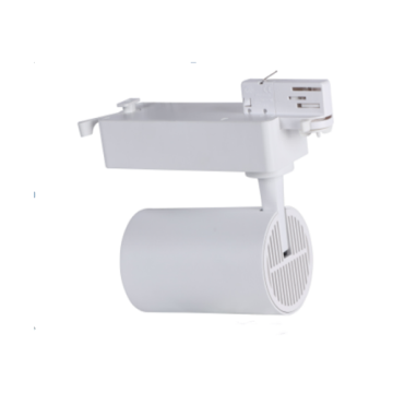 Éclairage sur rail LED Energy Star blanc 40 W