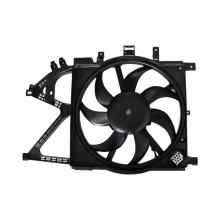Мотор вентилятора охлаждения радиатора 12v для OPEL CORSA