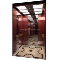 Sala de máquinas pequeñas Srh Elevador de ascensor residencial para pasajeros