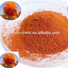 Lutéine 5% 10% 20% Lutéine d'extrait de fleur de souci de qualité supérieure