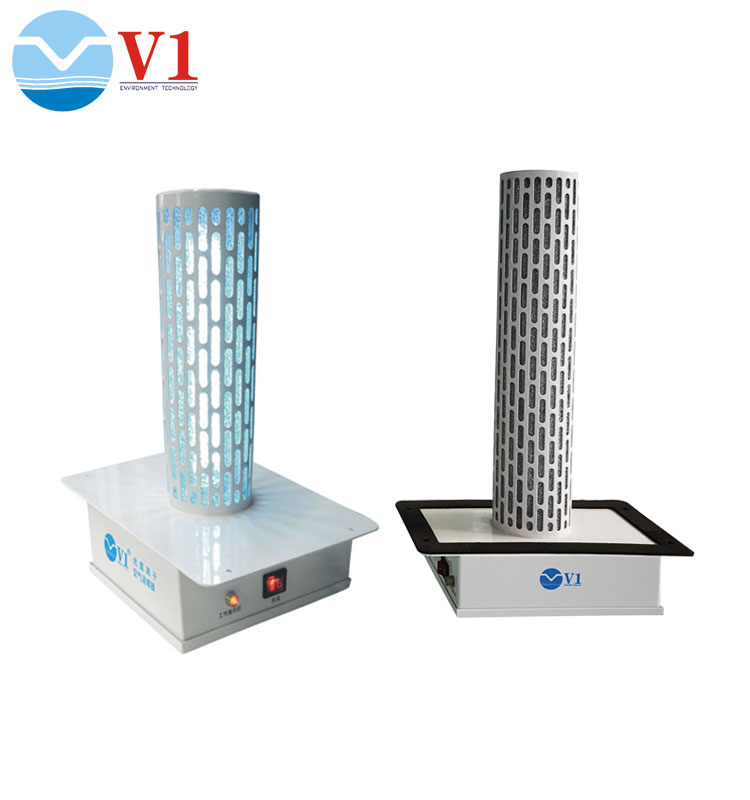 UV Air Purifier with Germicidal Lamp