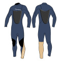 Seaskin Men's 3/2 Chest Zip Wetsuit zum Surfen