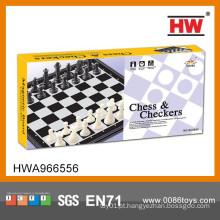 Conjunto Internacional de Tabuleiro de Xadrez
