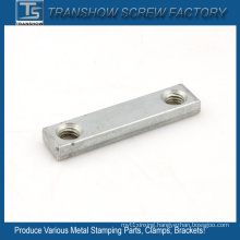 Zinc Galvanized C1035 Steel Machinery Parts