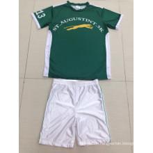 Personalisierte kundengebundene Sport-Dri Sitzfußball-Uniform