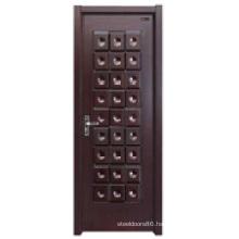 Wooden security Interior Door (HDA-009)
