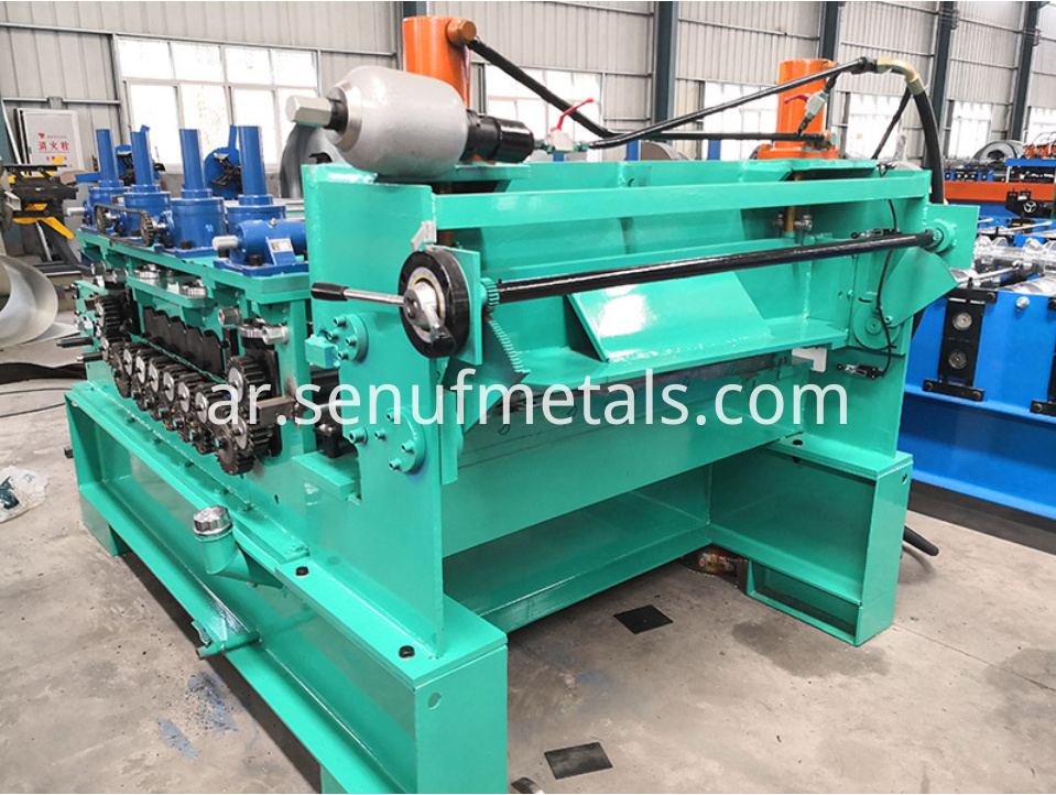 3.0*1600 Straightening Cut-to-Length machine