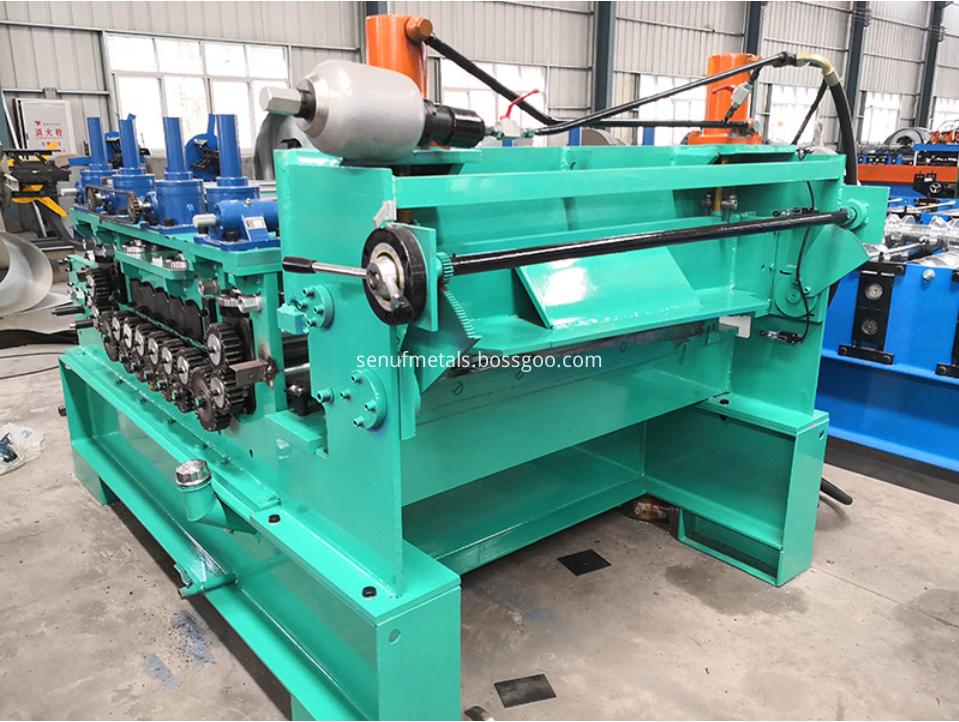 3.0*1600 Straightening Cut-to-Length machine