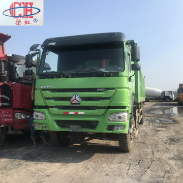 Camion Sinotruck HOWO 380HP d'occasion