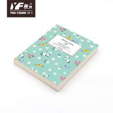 Benutzerdefinierte Blumengeschichte Stil niedlichen Tasche Notizbuch