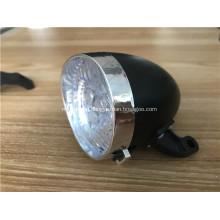Black Bike Light with Battery
