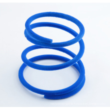 Flocking Compression Spring Used to Noise Abosrption