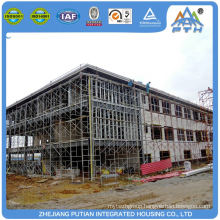 Collapsible high quality folding building materials shopping mall