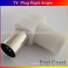 9.5mm tv plug angle type